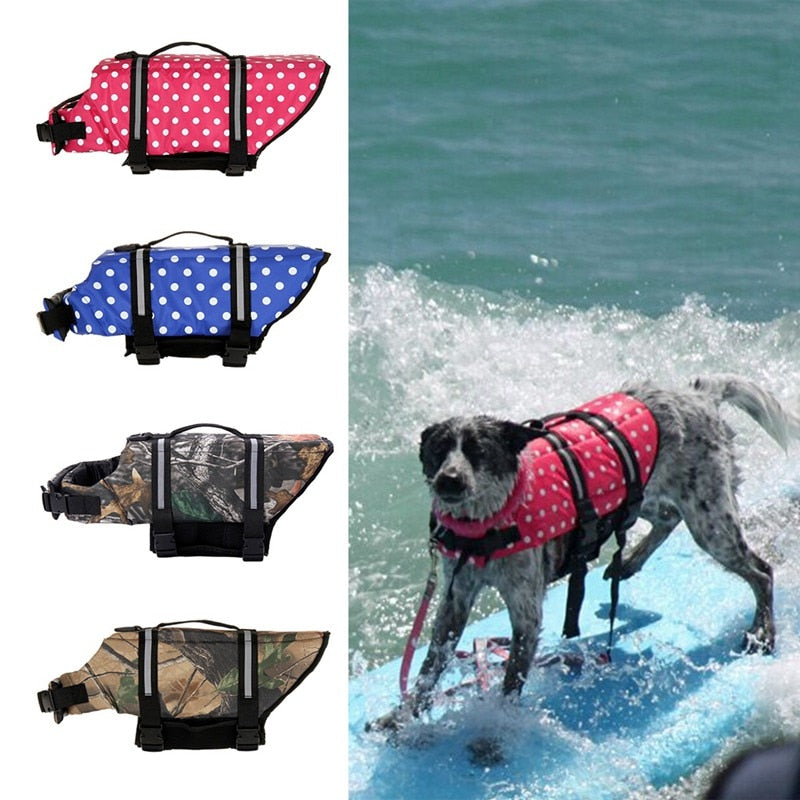 Load image into Gallery viewer, BREED DOG'S LIFE JACKET - planetadeals.com