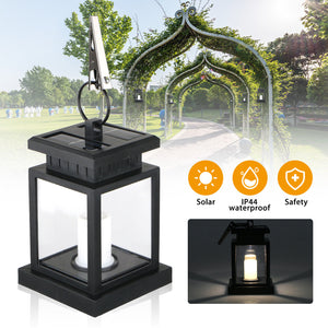 SOLAR FLAMELESS CANDLE GARDEN LIGHT