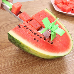 PERFECT CUBE WATERMELON SLICER
