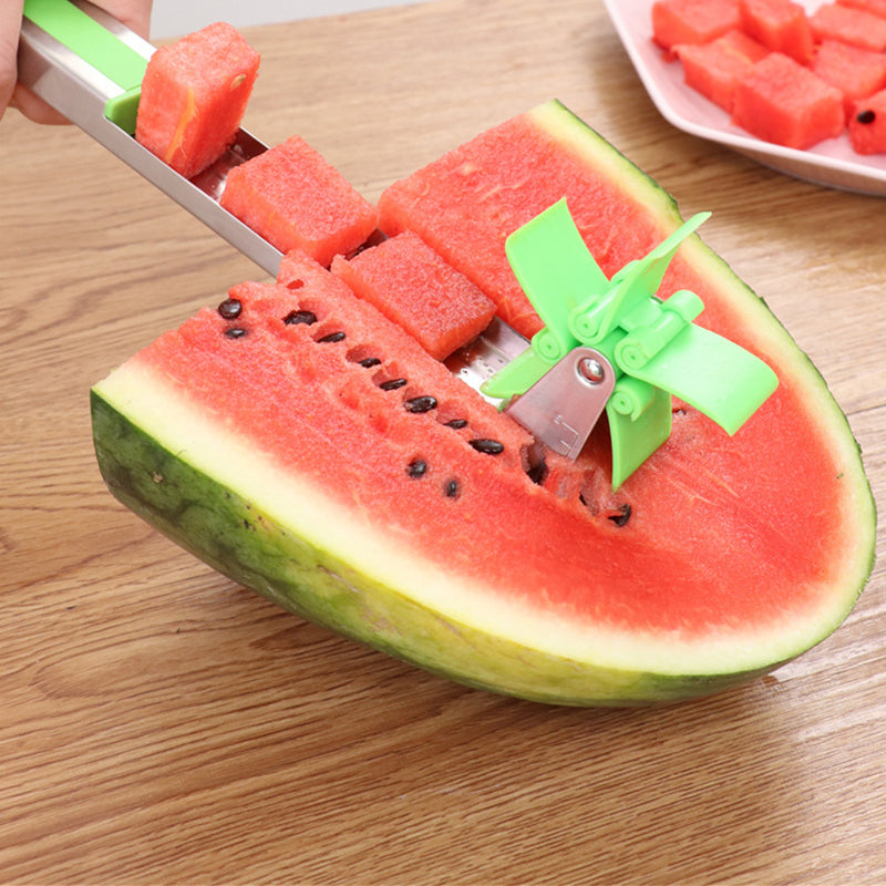Load image into Gallery viewer, PERFECT CUBE WATERMELON SLICER