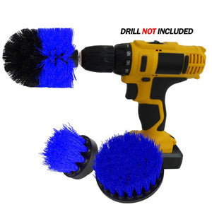 BRUSH SCRUBBER ATTACHMENT