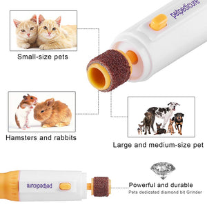 PET SAFETY NAIL TRIMMER