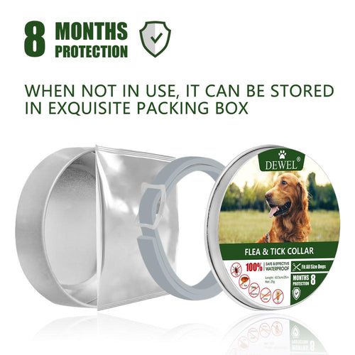 ANTI-FLEA & TICKS COLLAR - planetadeals.com