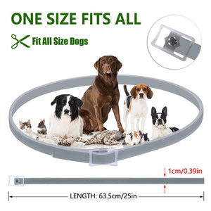 ANTI FLEA & TICKS COLLAR - planetadeals.com