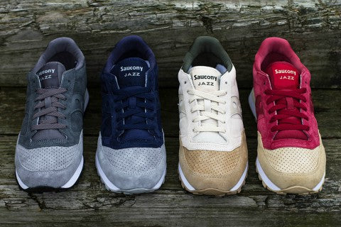 Premium Jazz From Saucony For Your Feet