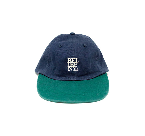 BELIEF Navy Stacked 6 Panel