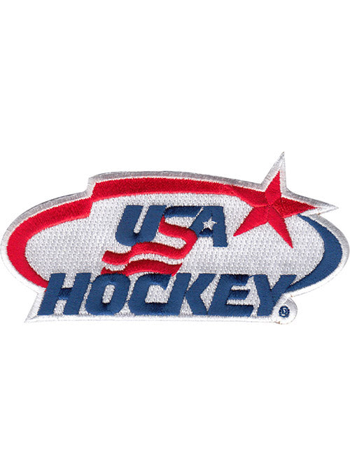 USA Hockey Large Embroidered Emblem