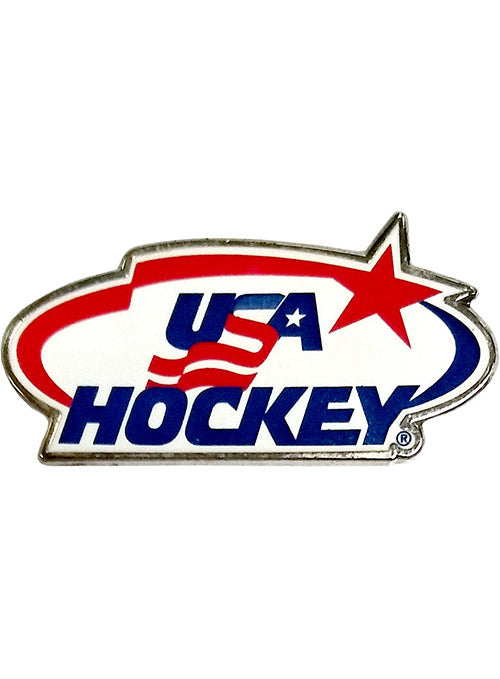 USA Hockey Hatpin