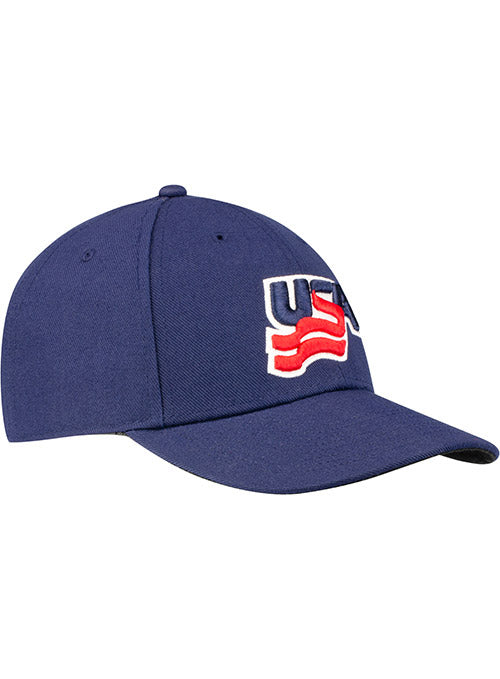 Nike USA Hockey Legacy 91 Wave Adjustable Hat