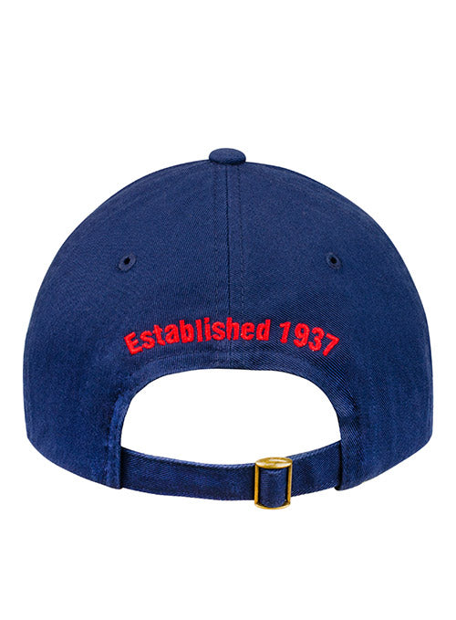 USA Hockey Navy Adjustable Hat