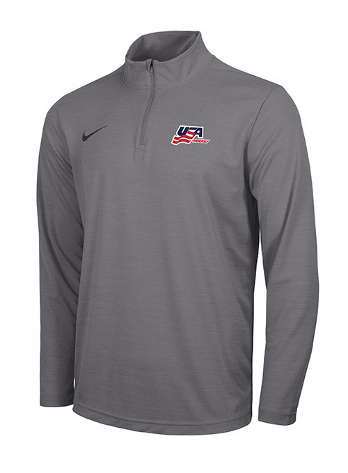 Nike USA Hockey Dri-FIT Intensity 1/4 Zip Jacket