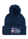 2021 IIHF Ice Hockey U18 World Championship Beanie