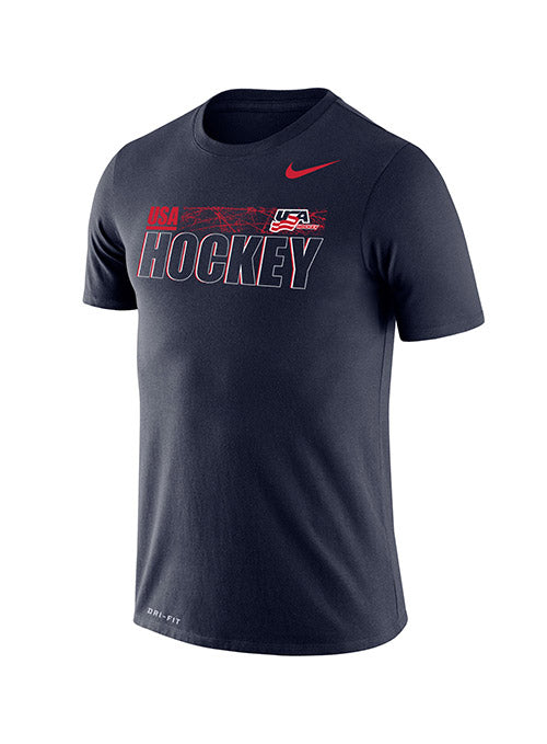 Nike USA Hockey Dri-FIT T-Shirt