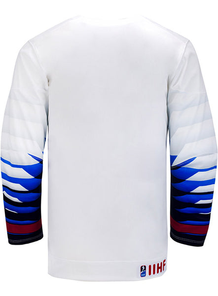atraer mero circulación  Nike USA Hockey Home Personalized Jersey | USA Hockey Shop