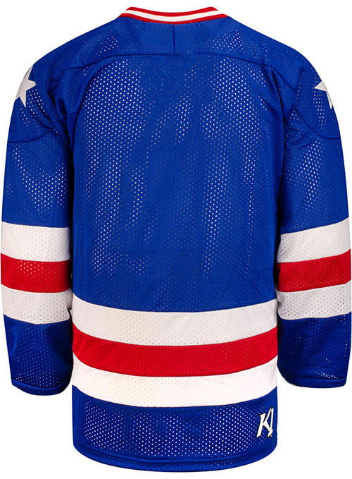 USA Hockey Miracle on Ice 1980 Replica Away Jersey