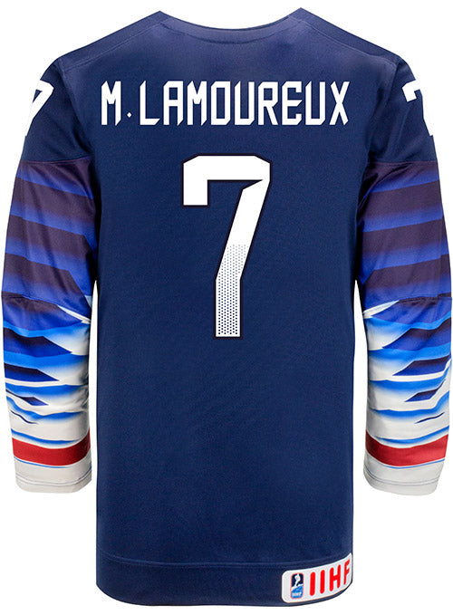 Nike USA Hockey Monique Lamoureux Away Jersey