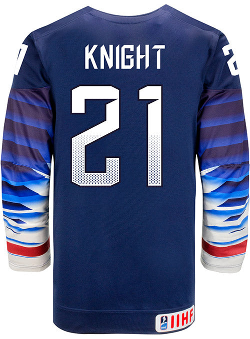 Nike USA Hockey Hilary Knight Away Jersey