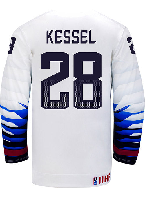 Nike USA Hockey Amanda Kessel Home Jersey