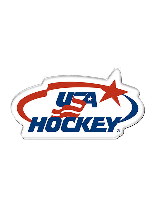 USA Hockey HD Magnet