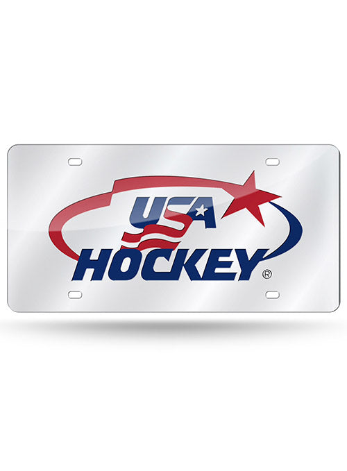 USA Hockey License Plate