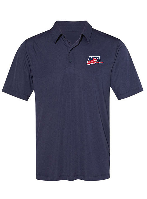 USA Hockey Dynamic Polo