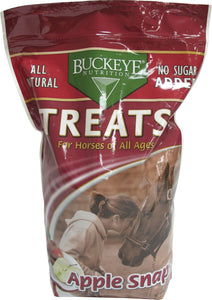 Mars Horsecare Us In. - Buckeye Nutrition Apple Snaps Equine Treats