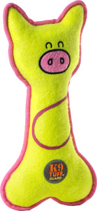 Charming Pet Products-Lil' Racquets Pig Dog Toy