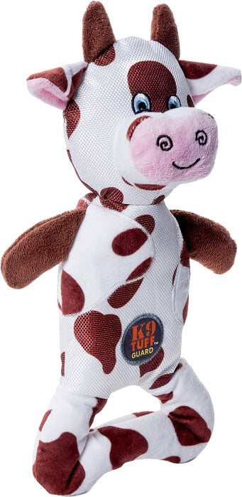 Charming Pet Products - Patches Pattern Cow Dog Toy