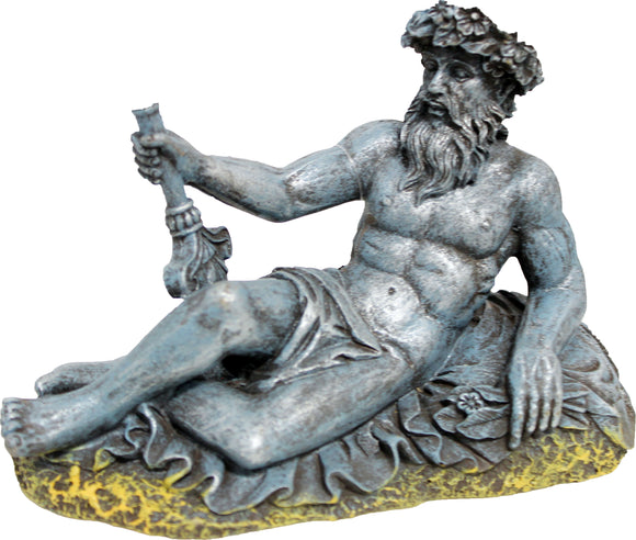 Blue Ribbon Pet Products - Exotic Environments Neptune Statue