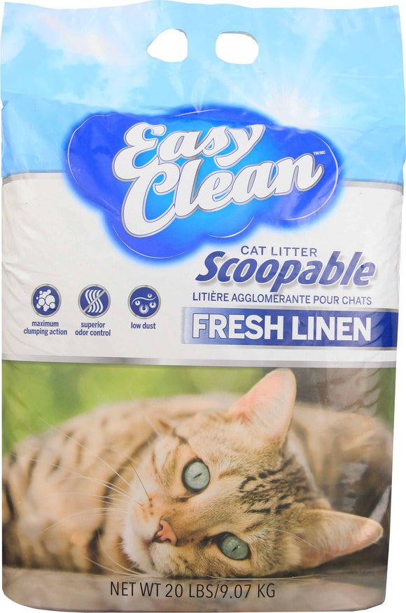 Pestell Pet - Cat - Easy Clean Clumping Cat Litter     New Item   0304