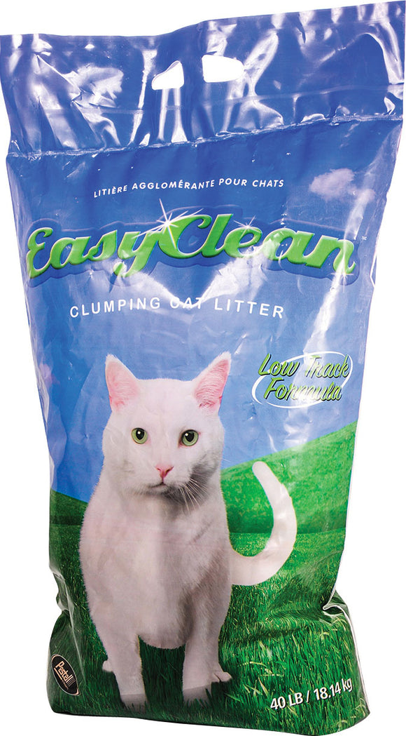 Pestell Pet - Cat - Easy Clean Clumping Cat Litter Low Track