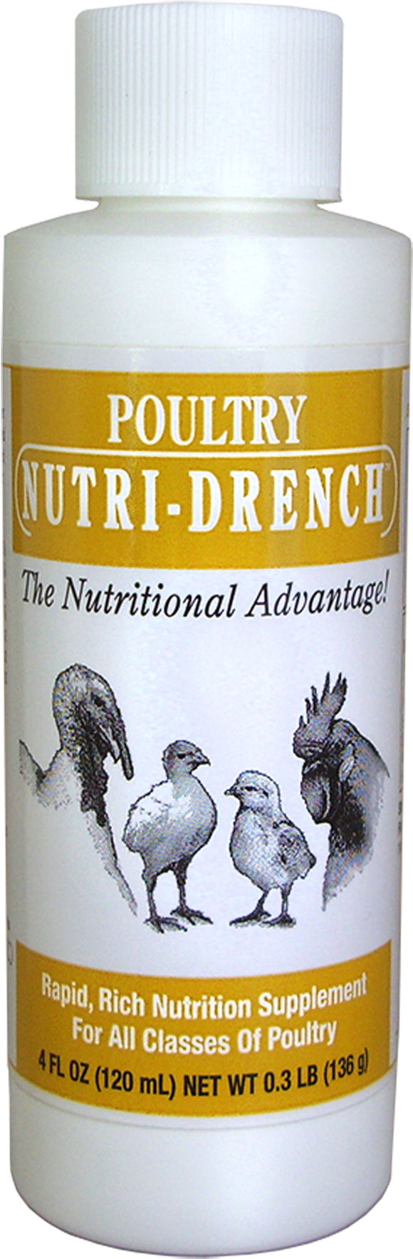Bovidr Laboratories - Nutri-drench Poultry Solution