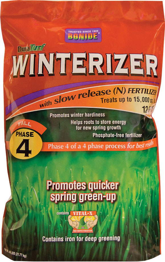 Bonide Fertilizer - Duraturf Winterizer For Lawns