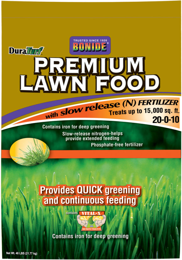 Bonide Fertilizer - Premium Lawn Food