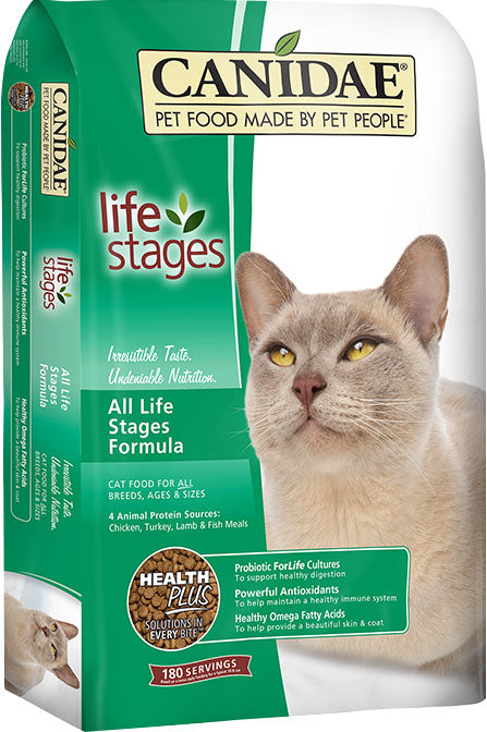 Canidae - All Life Stages - Canidae All Life Stages Dry Cat Food