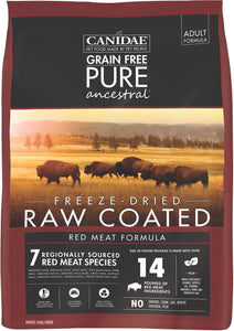 Canidae - Pure - Canidae Pure Ancestral Raw Coated Meat Dry Food