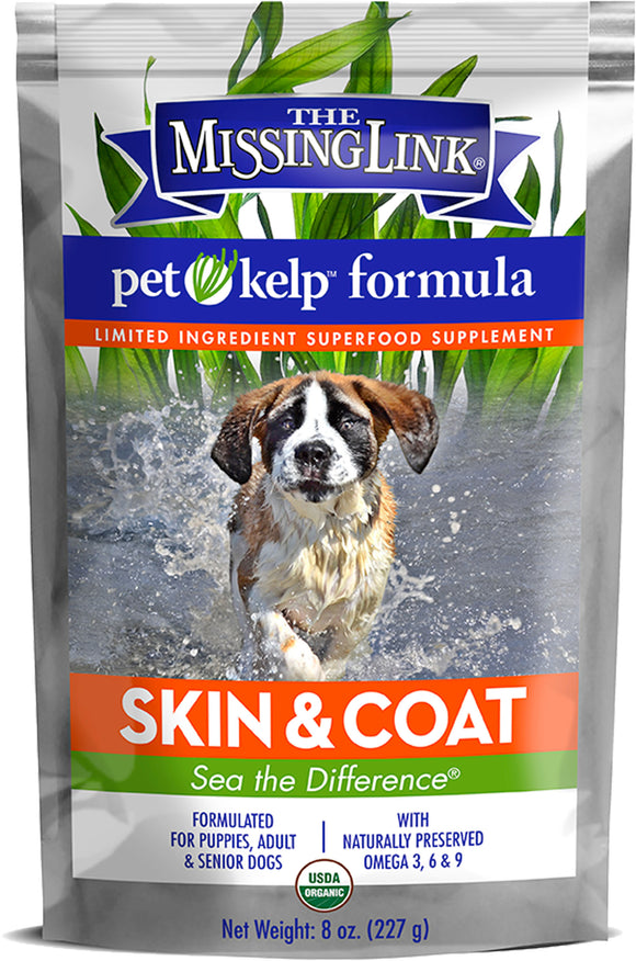 W F Young Pet - Pet Kelp Skin & Coat Powder