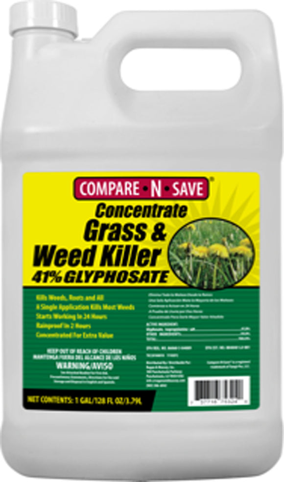 Ragan And Massey Inc - 41% Glyphosate Concentrate