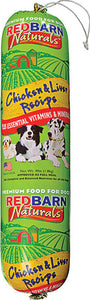 Redbarn Pet Products-food - Natural Roll Dog Food