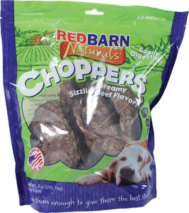 Redbarn Pet Products Inc - Choppers Dog Treats