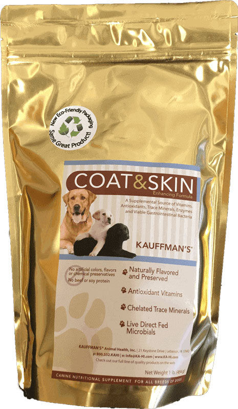 Dbc Agricultural Prdts - Canine Coat & Skin Formula
