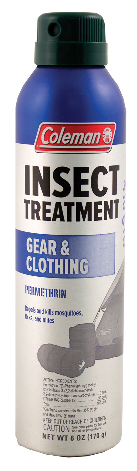 Wisconsin Pharmacal Co. P - Coleman Gear And Clothing Insect Treatment
