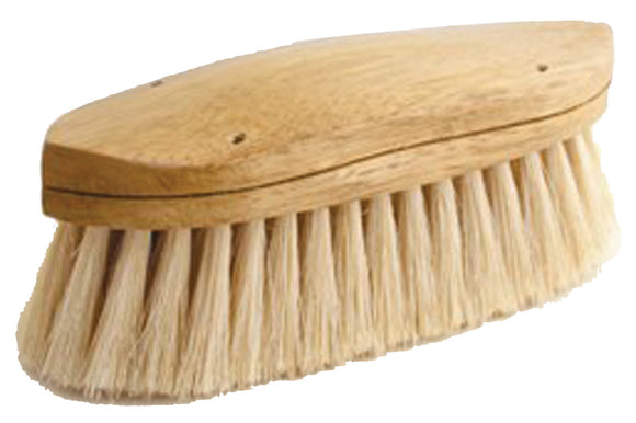 Desert Equestrian Inc - Legends White Charger Body Brush
