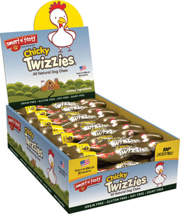 Emerald Pet Products Inc - Emerald Pet Chicky Twizzies