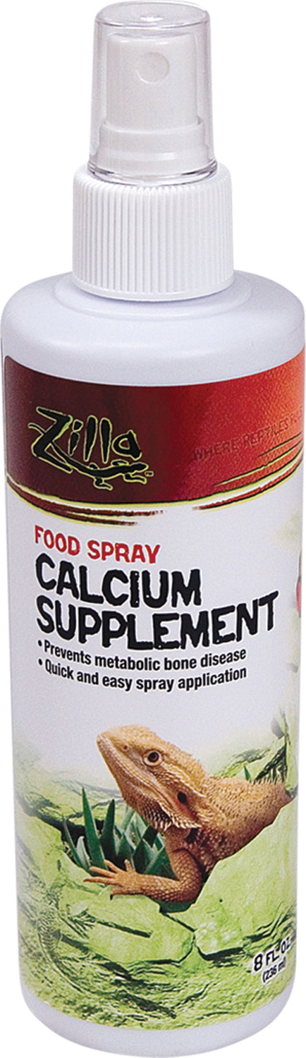 Zilla - Calcium Supplement Food Spray