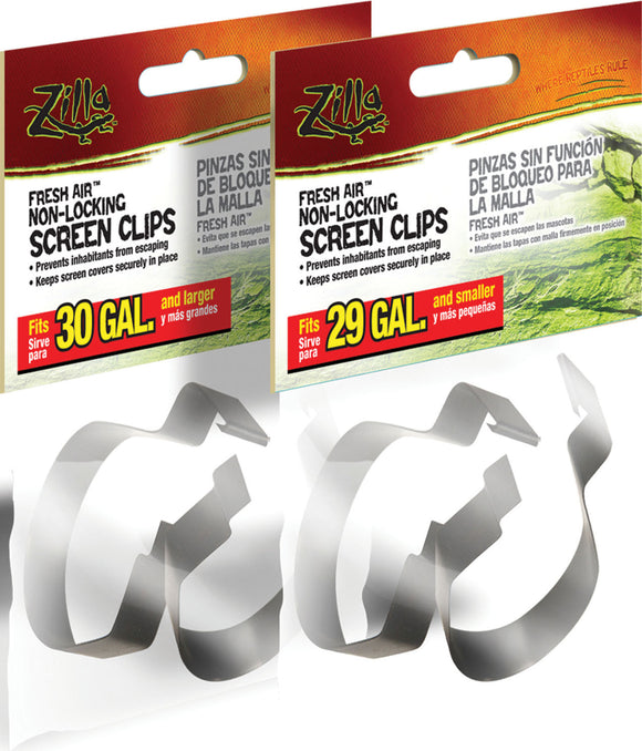 Zilla - Screen Cover Clips