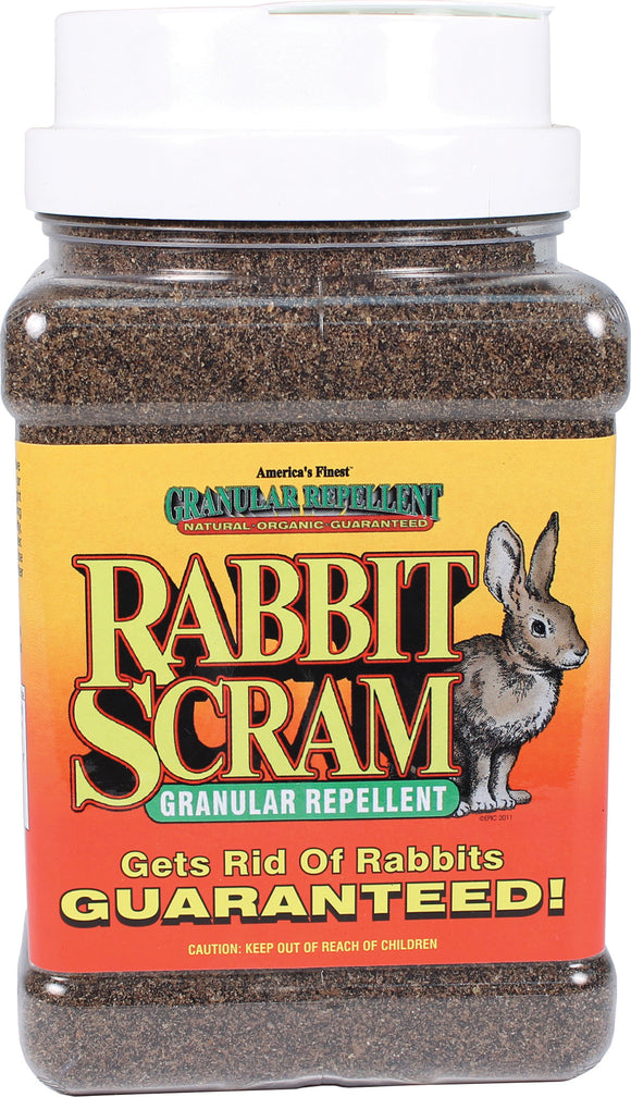 Enviro Protection Ind - Rabbit Scram Granular Repellent
