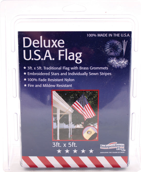 Flagzone Llc - Deluxe Usa Flag