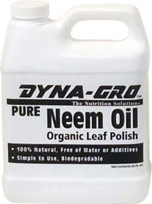 Hydrofarm Products - Dyna-gro Pure Neem Oil