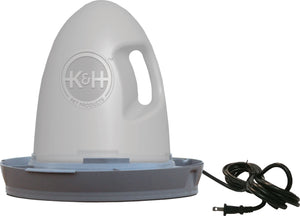 K&h Pet Products - K&h Thermo Poultry Waterer